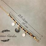 """Bracelet with letter """" F """""""